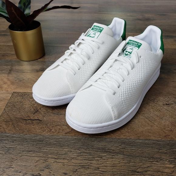 Men's Adidas Stan Smith Primeknit Shoes | My Posh Picks